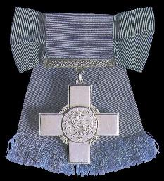 Posthumously awarded to Violette's daughter Tania.